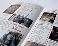 Art et essai : program for indépendant films