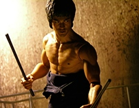 Bruce Lee - Confronted