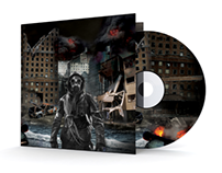 Waste Land CD Art
