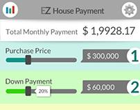 EZ House Payment App