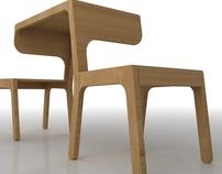 Siames Chair