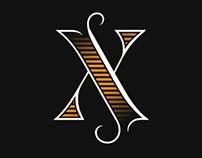 Free font Sortefax