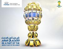Hyundai Sudan - Fifa World Cup 2014 Campaign - Concept2