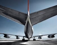 John Travolta's Boeing 707