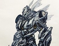 Transformers!!! I paint it by Marks~