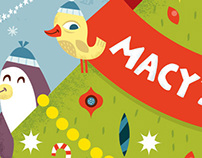Macy's Holiday Campaign