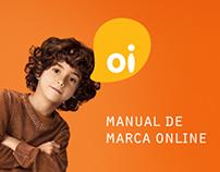 Oi - Manual de Marca Online