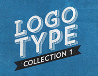 Logo & Type Treatment Collection  2011