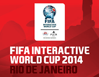 BE / FIFA Interactive World Cup 2014, Concorrência
