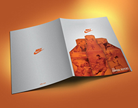 Nike Annual Report Cover