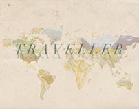 TRAVELLER Album Artwork