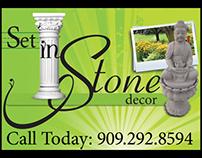 Set In Stone Decor