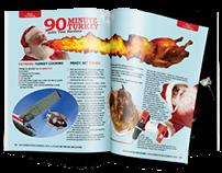 90 Minute Turkey Editorial