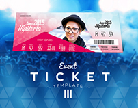 Event Tickets Template III-2
