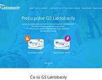 GS Laktobacily microsite