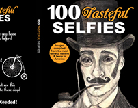 100 Tasteful Selfies, Book Cover