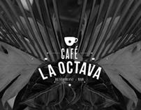 Café La Octava SPRING2014 AD