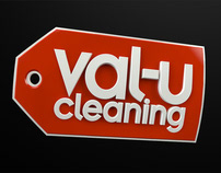 Val-U Cleaning [Logo]