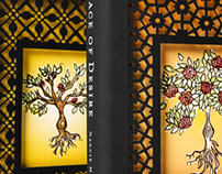 The Cairo Trilogy Book Covers