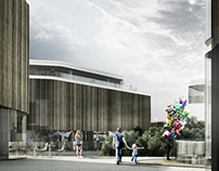 Transportation hub in Gdynia HONORABLE MENTION