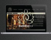 BUDDHA BAR / Web Site