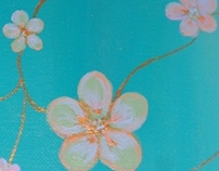 Spring Blossoms Canvas