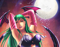 Morrigan Colors