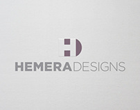 HEMERA DESIGNS - Corporate Identity