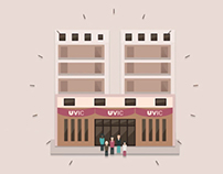 UVIC - Comunicación Audiovisual