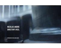 Director's Showreel 2013