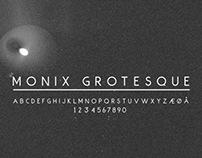 Monix Grotesque Font
