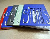 """""""Little Stories""""Artist Book"""