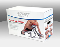 Rocket Fitness™ packaging