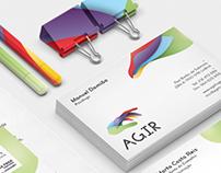 Rebranding AGIR Hoje