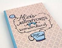 Alice's Adventures in Wonderland Redesign