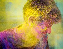 Holi - Color of All Hues - 2014