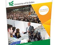 University of St. Gallen HSG Talents Company Profiles