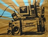 Digital UpCycling Mural