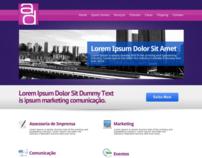Ana Davini Website