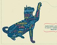 Master Cat / Sueños Gatunos