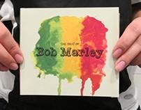 Bob Marley Album Design