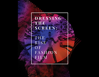 Dressing The Screen - D&AD Competition