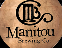 Manitou Brewing Co. Branding
