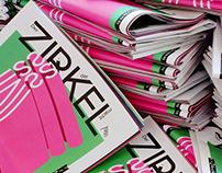 »Der ZIRKEL, der macht« magazine issue #1