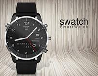 Swatch Smart Watch