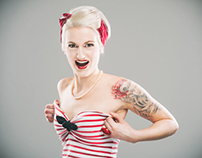 The Pin-up Project