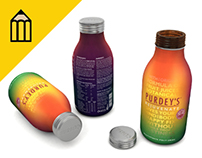Repackage Purdey's - D&AD New Blood Packaging
