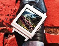 Deckster - iPod Nano Time Piece