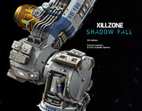 Killzone Shadow Fall concept art