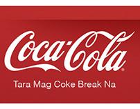 Experiment: Coca-Cola Ads